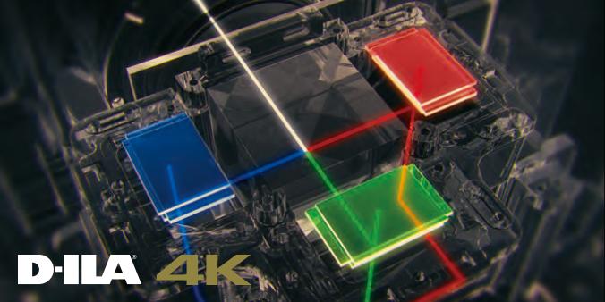 4K D-ILA device